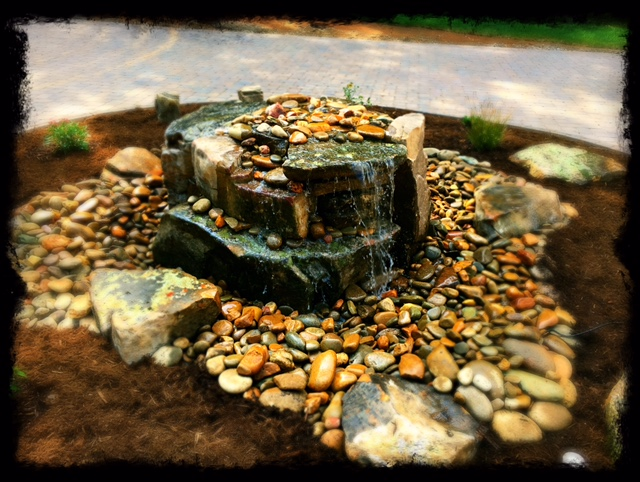 Custom Fountain 4