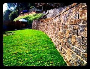 Allen Block Wall